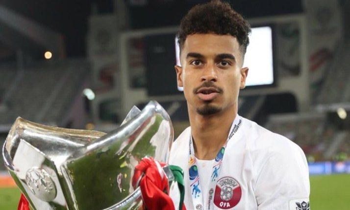 القطري أكرم عفيف يتوج بجائزة أفضل لاعب في آسيا لعام 2019 ...